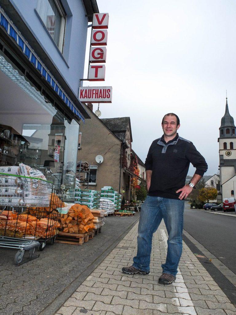 Kaufhaus Vogt, Thomas Vogt