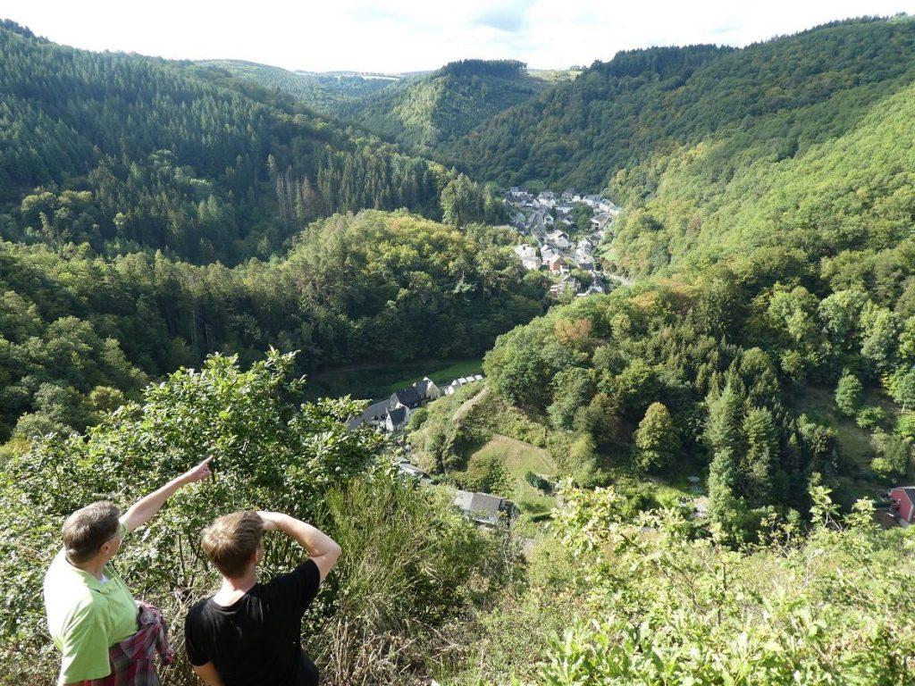 Kautenbachtal, Traben-Trarbach, Mosel