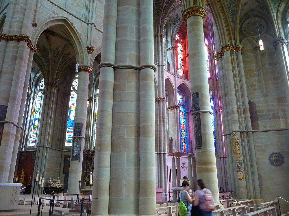 Trier, Sehenswürdigkeiten, Liebfrauenkirche