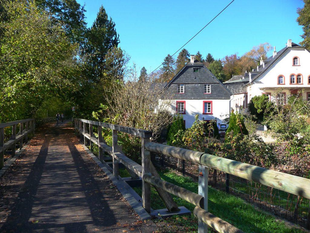 Maare-Mosel-Radweg, Klostermühle, Siebenborn