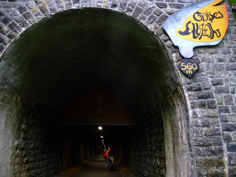 Maare-Mosel-Radweg, Schlitzohr