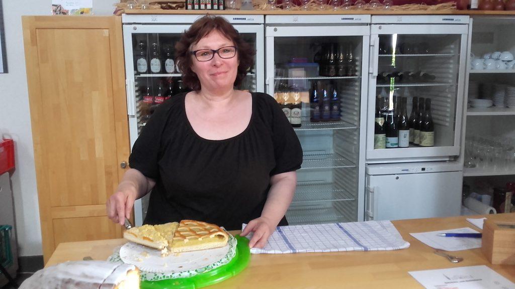 Martberg-Cafe, Pommern