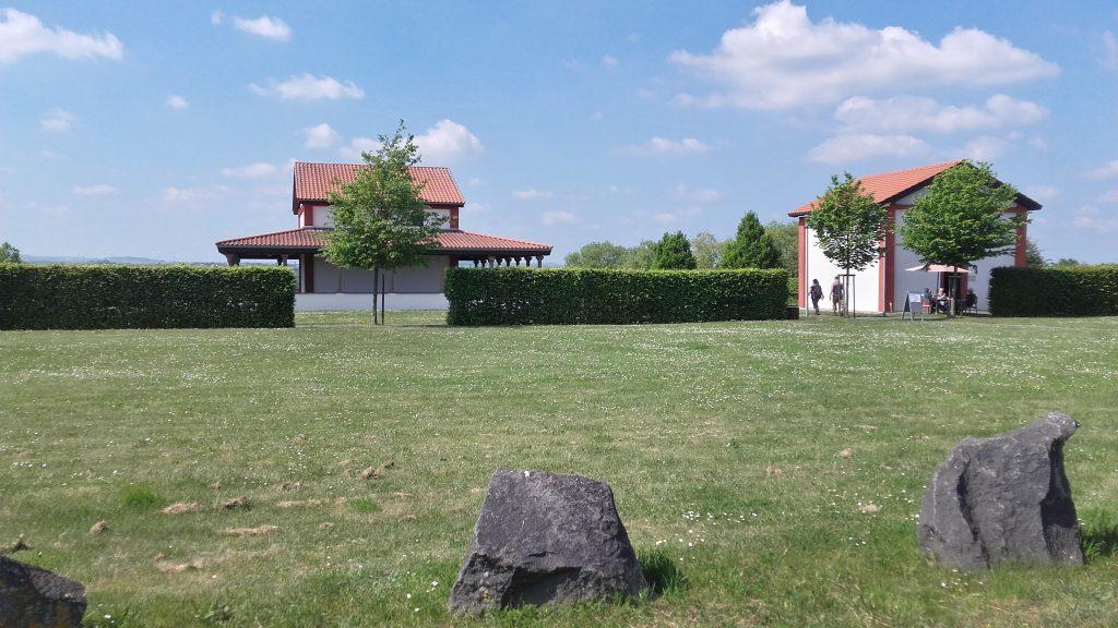Martberg, Heiligtum, Kelten