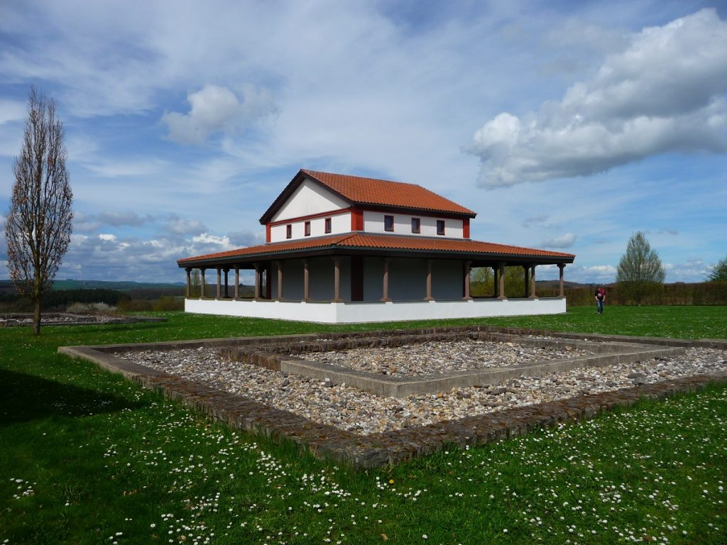 Martberg, Pommern