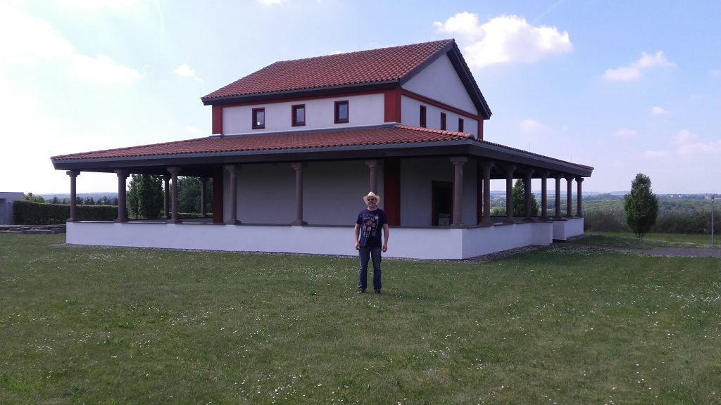 Martberg, Tempel
