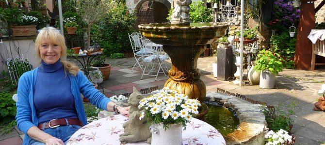 Villa Provence in Kobern: Charmantes Café am Ende der Welt