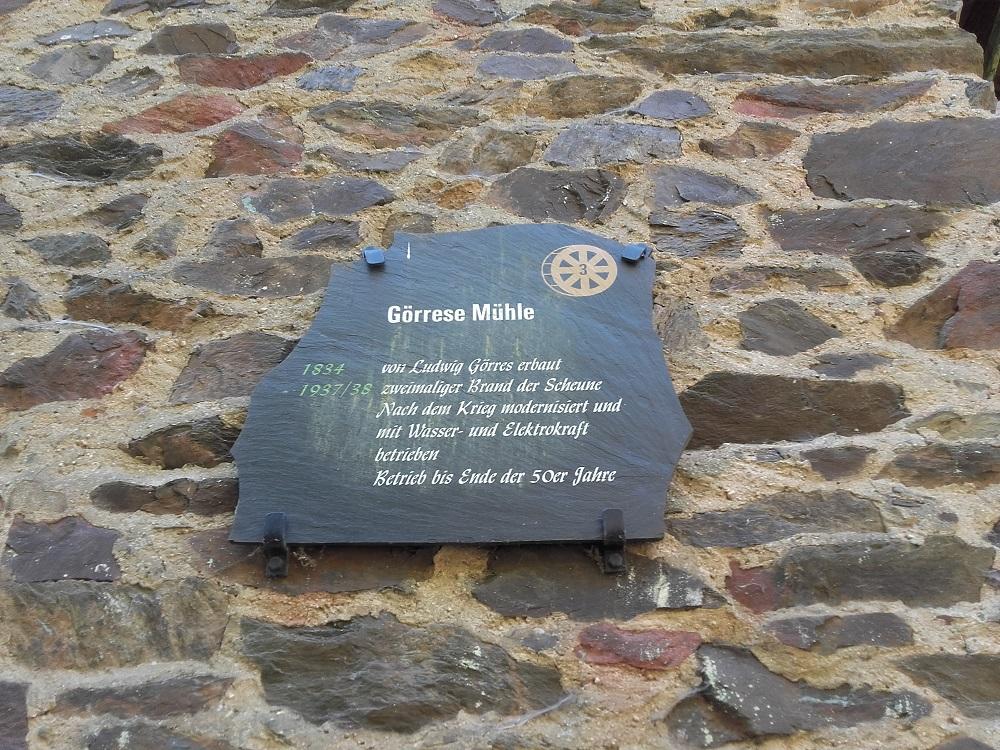 Mosel, Kattenes, Mühle