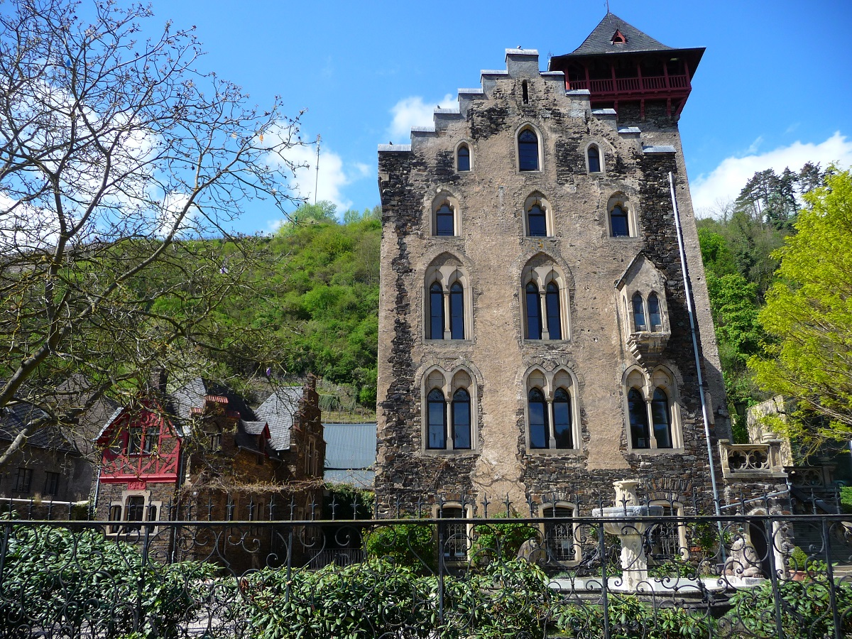 Mosel, Schloss Liebieg