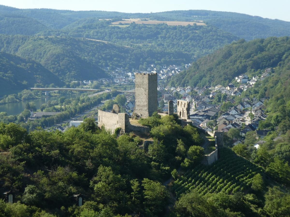 Niederburg, Kobern-Gondorf, Mosel