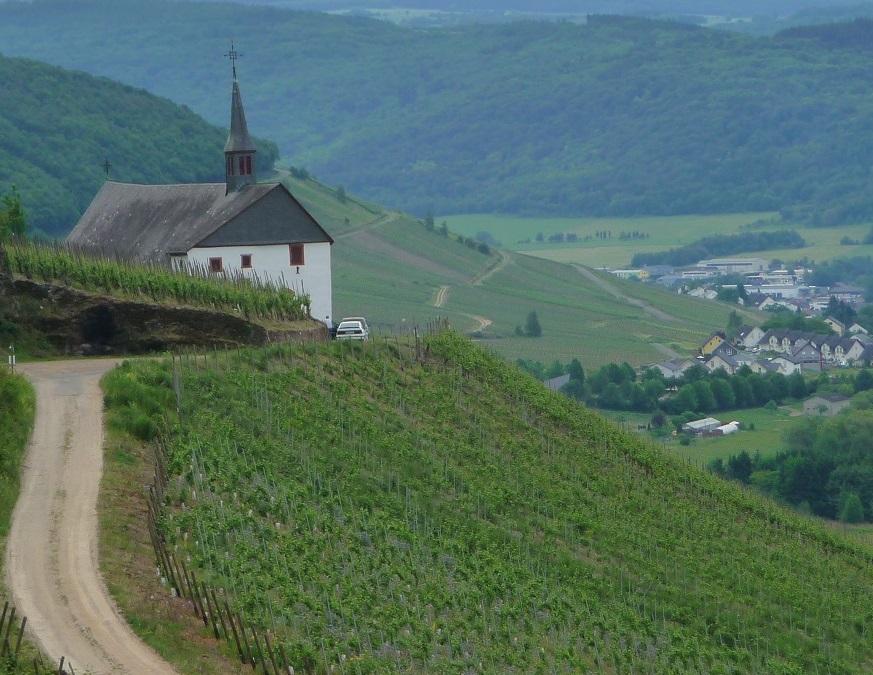 Paulskirche, Lieser,Mosel