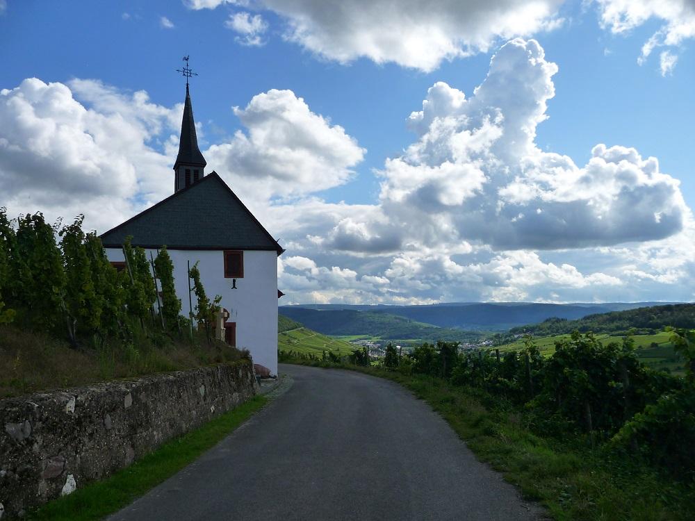 Paulskirche, Lieser, Mosel