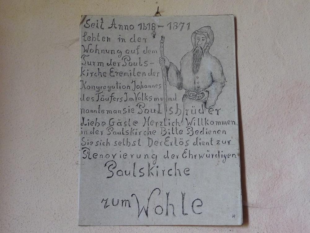 Paulskirche, Lieser, Rickes