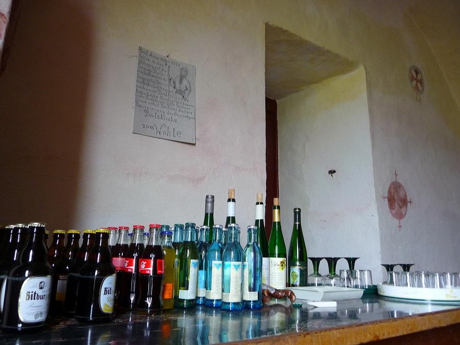 Paulskirche, Mosel, Wein