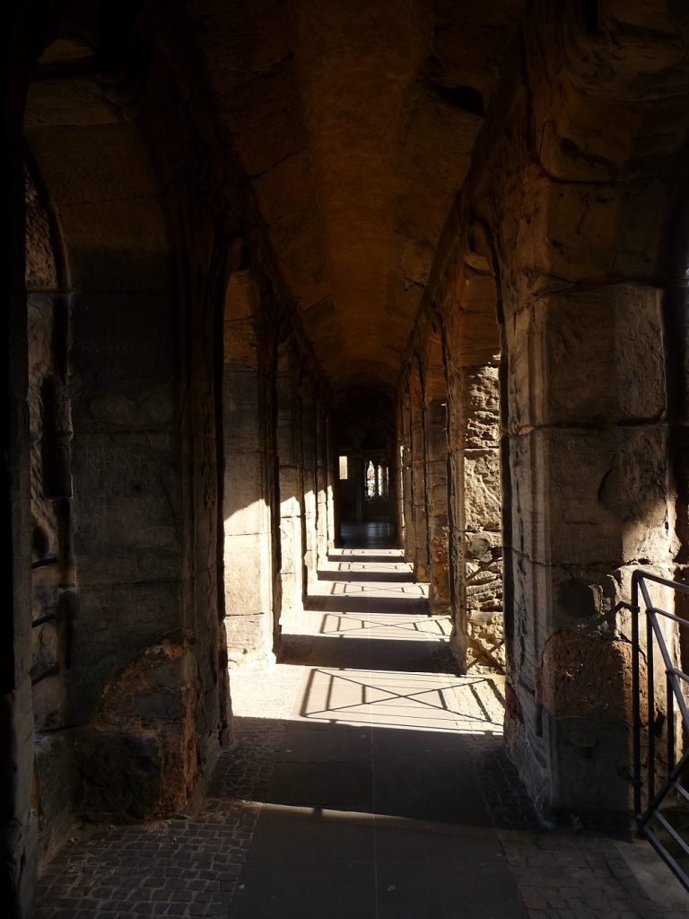 Porta Nigra, Trier, Gänge