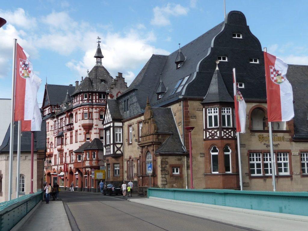 Kaiserliches Postamt, Traben-Trarbach