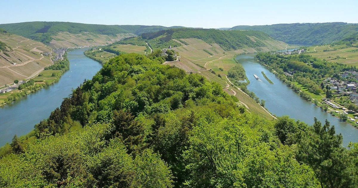 Prinzenkopfturm in Pünderich: Mehr Blick auf die Mosel