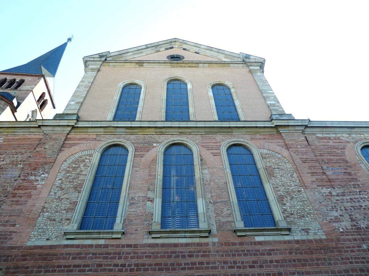 Trierer Dom, Quadratbau, Windstraße