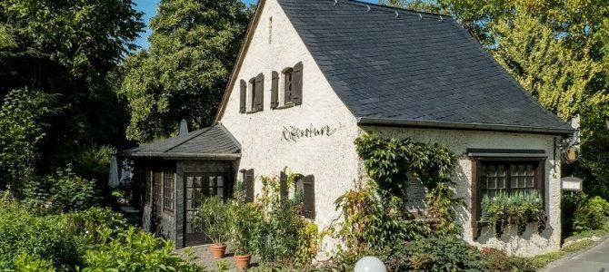 Restaurant Rittersturz in Veldenz: Grüner wird's nicht