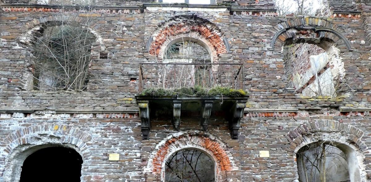 Cheers! Die britische Brauerei-Ruine bei Mesenich