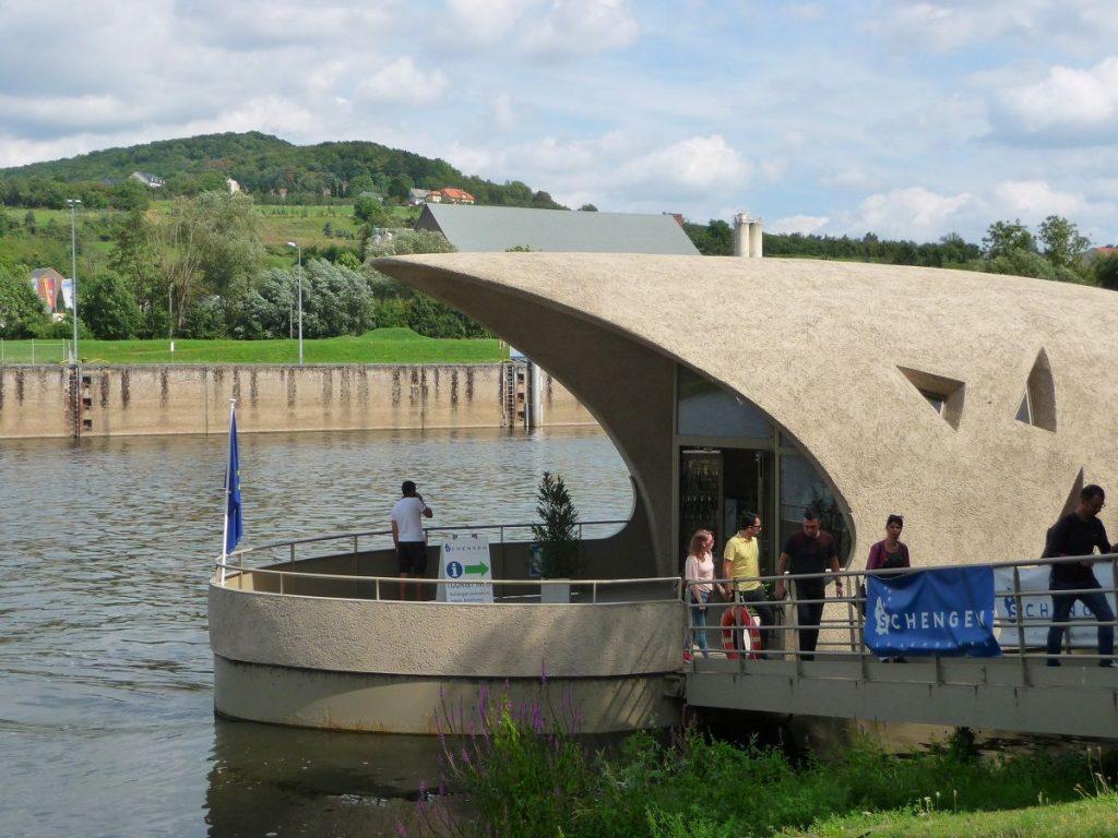 Schengen, Luxemburg, Abkommen, Tourist-Office