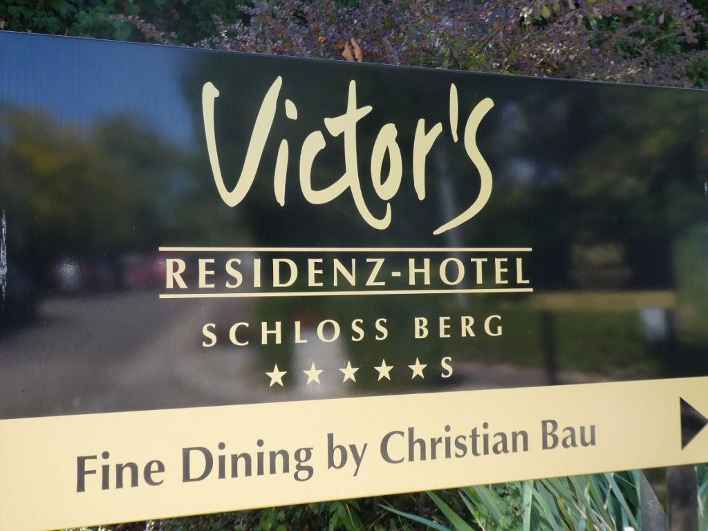 Nennig, Schloss Berg, Christian Bau