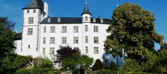 Schloss Berg in Nennig: Jetons, Sterneküche und ein verlassener Ort