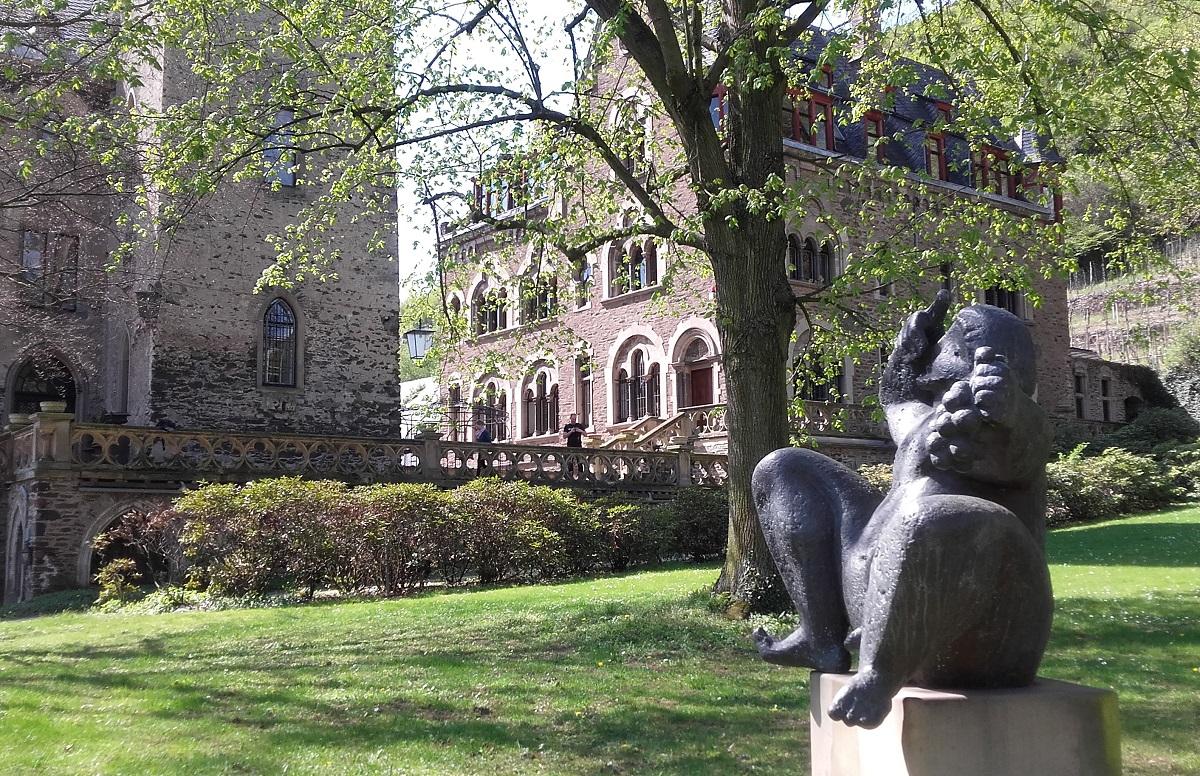 Schloss Liebieg, Mosel, Gondorf, Park