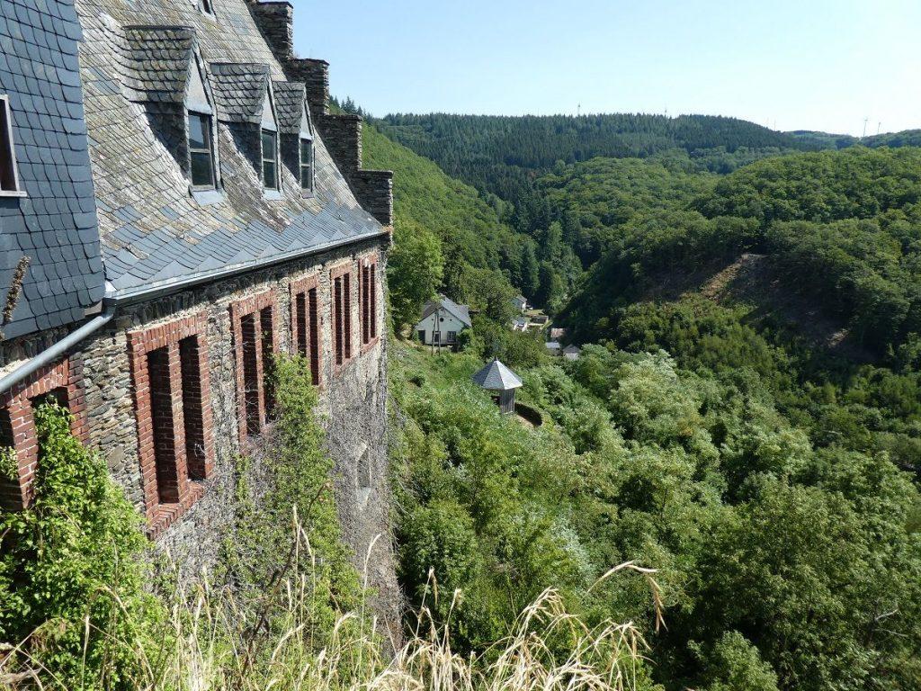 Schloss Veldenz, Aussicht, Thalveldenz