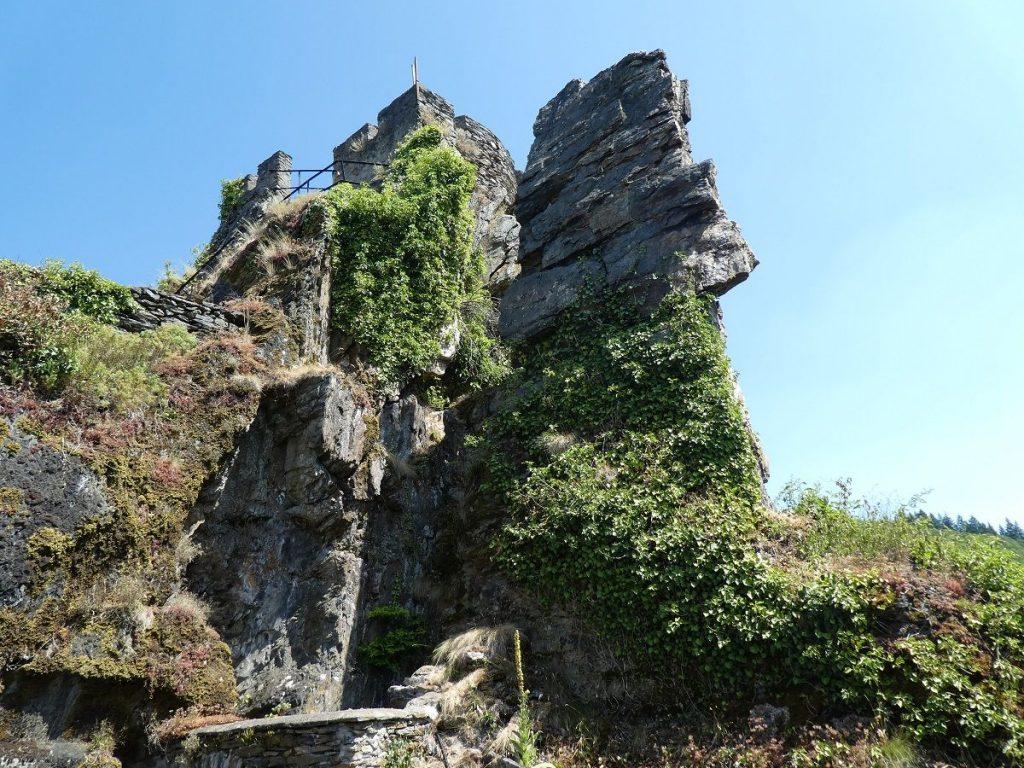 Schloss Veldenz, Mosel, Burgen, Aussichtsturm