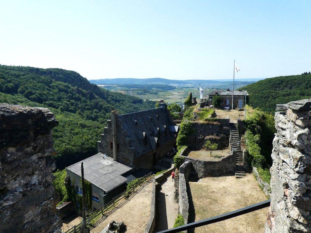 Schloss Veldenz, Mosel, Burg