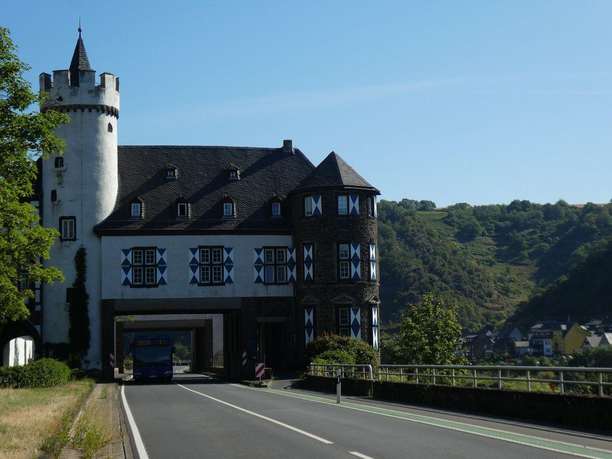 Schloss von der Leyen, Gondorf, Oberburg