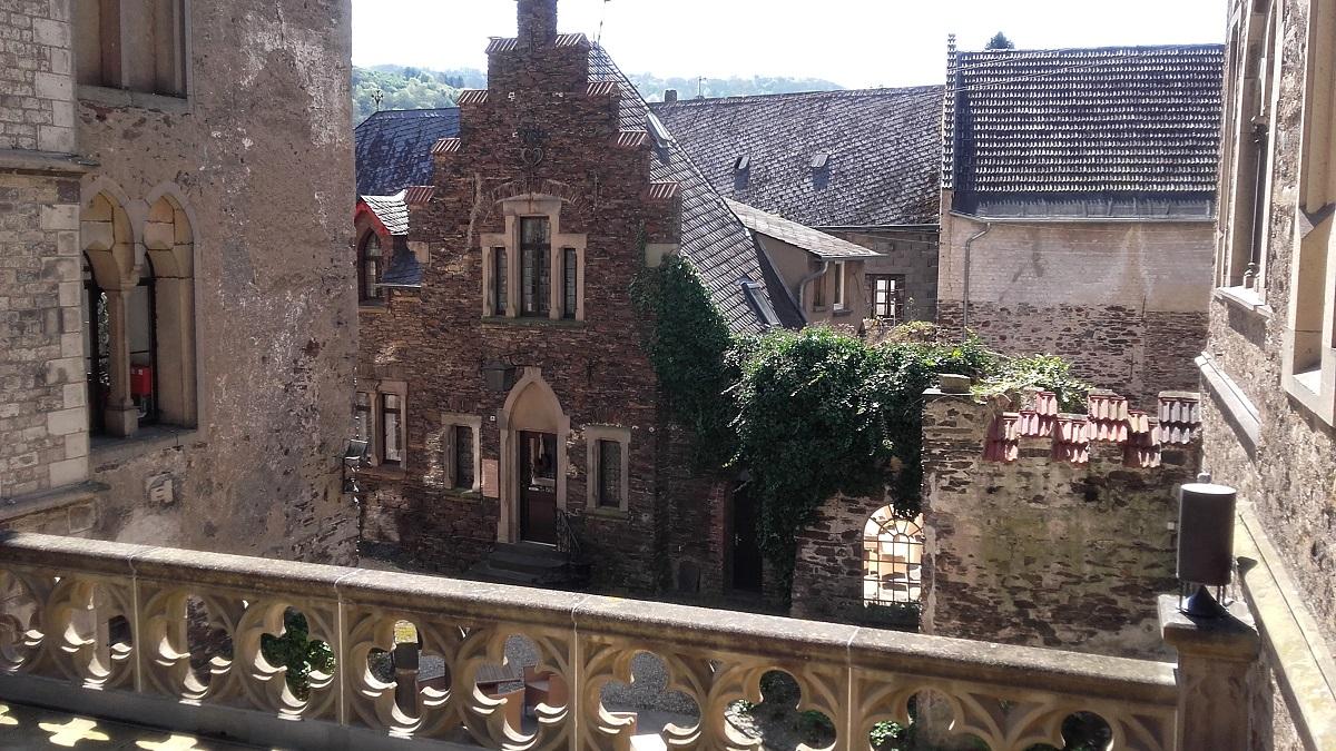 Mosel, Schloss Liebieg, Kobern-Gondorf