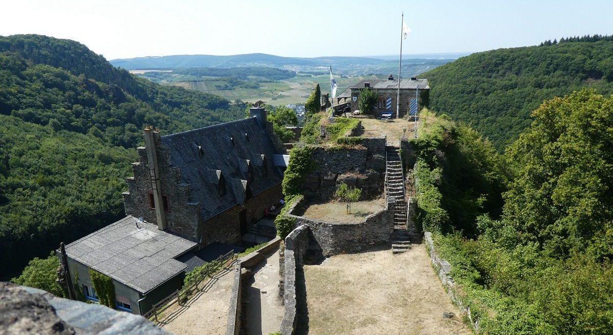 Schloss Veldenz: Ritterromantik und ein teuflisches Werkzeug