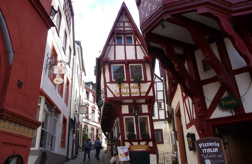 Spitzhäuschen, Altstadt, Marktplatz