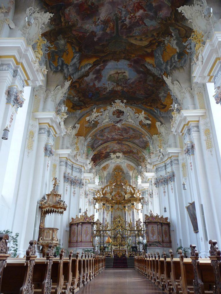 Trier, Sehenswürdigkeiten, Kirche St. Paulin