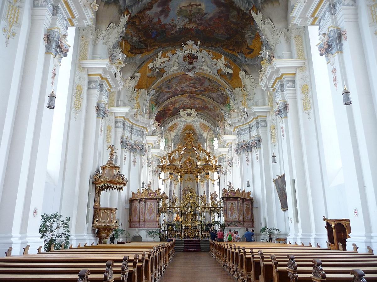 Kirchen, St. Paulin, Trier