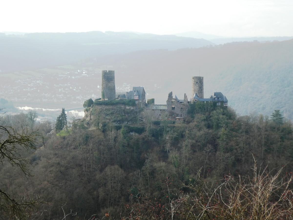 Burg Thurant, Bleidenberg, Mosel