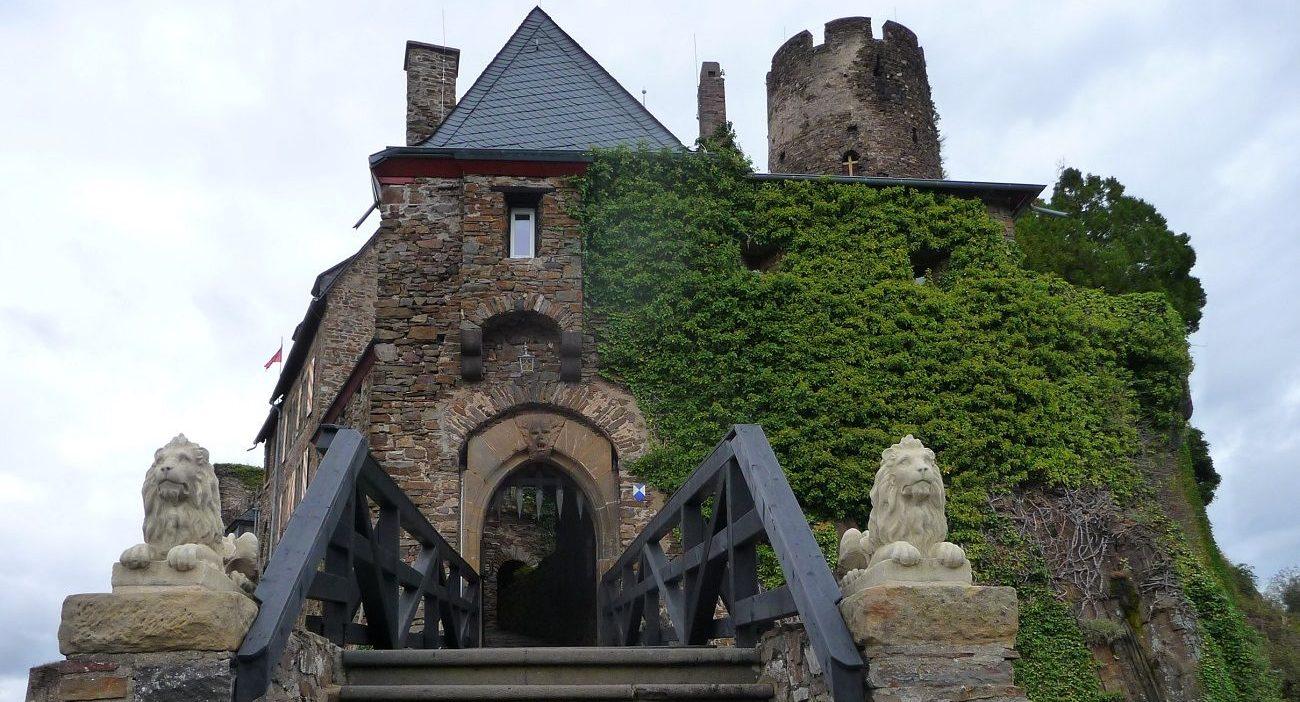 Burg Thurant in Alken: Eine wie keine