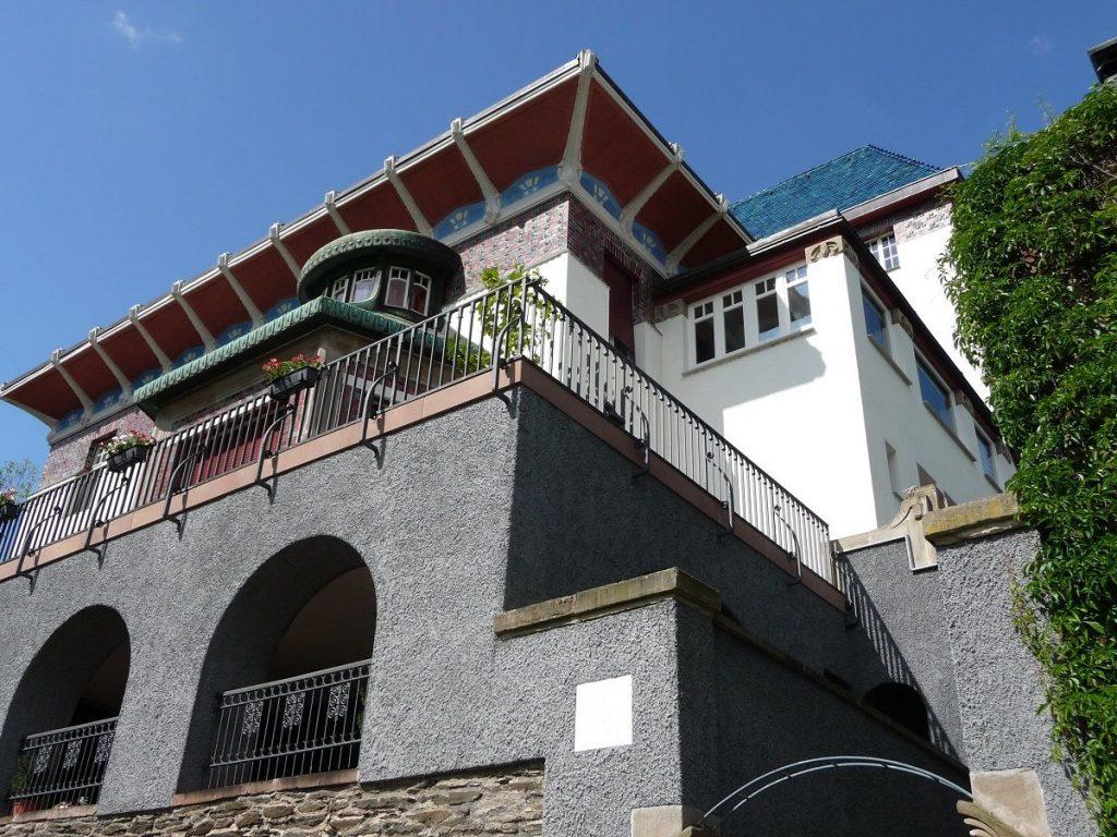 Villa Breucker, Jugendstil, Traben-Trarbach