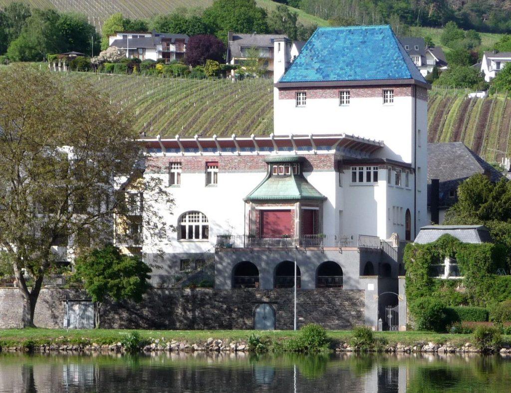 Jugendstil, Traben-Trarbach, Villa Breucker
