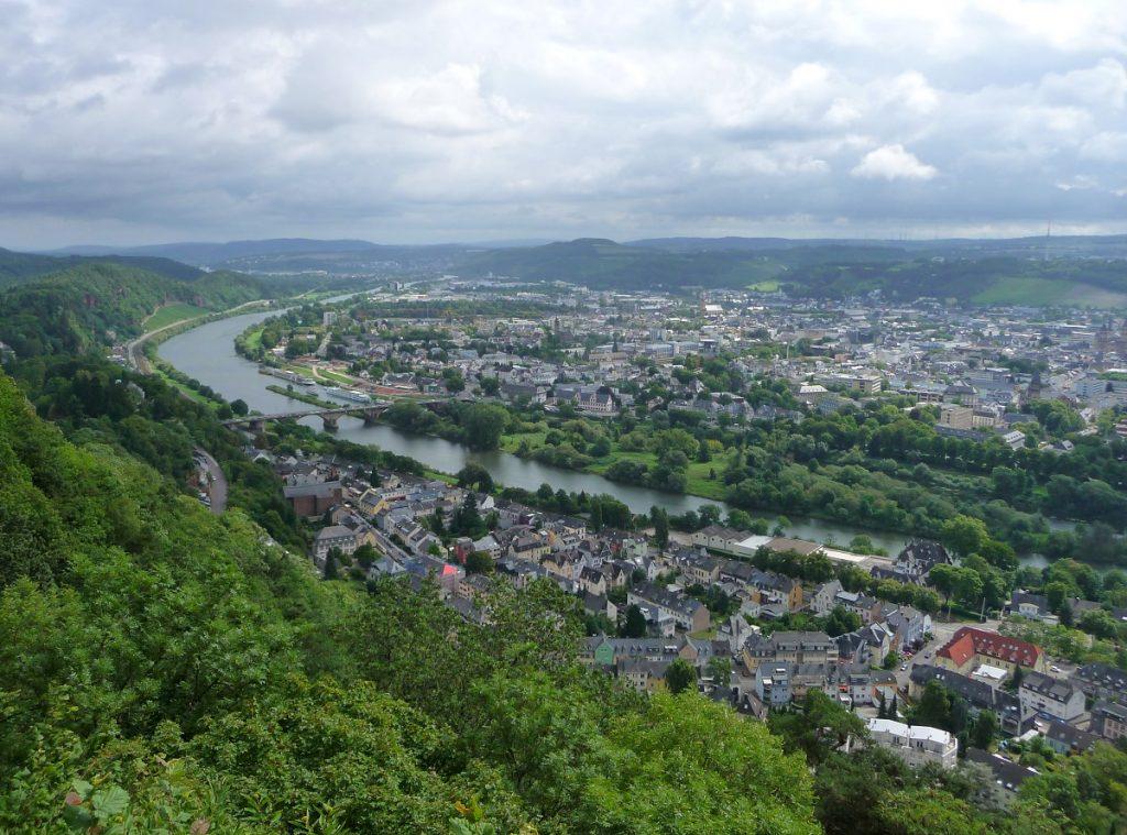 Trier, Aussichtspunkte