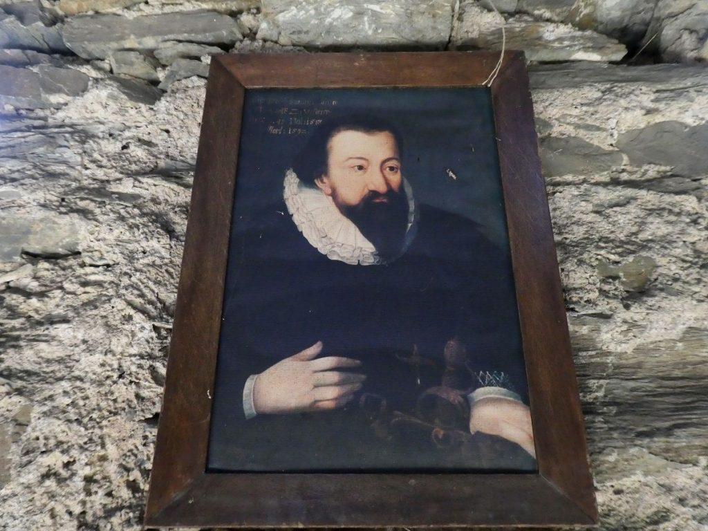 Graf Georg Johannes, Veldenz