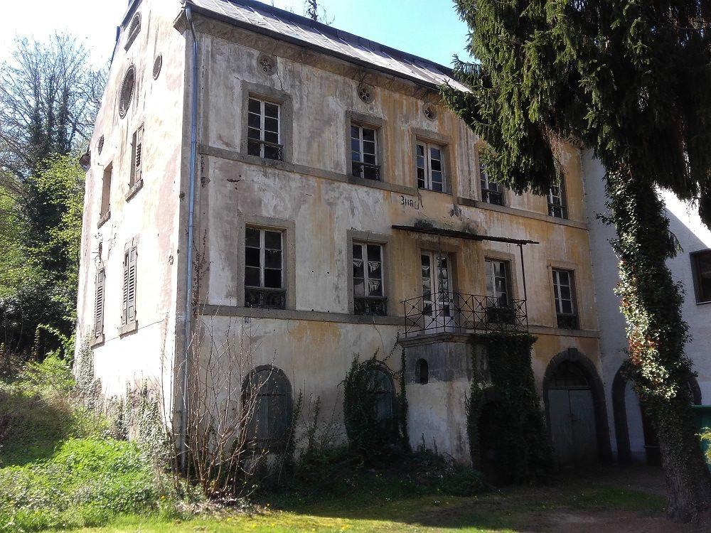 Burg Weckbecker, verlassene Orte, Mosell