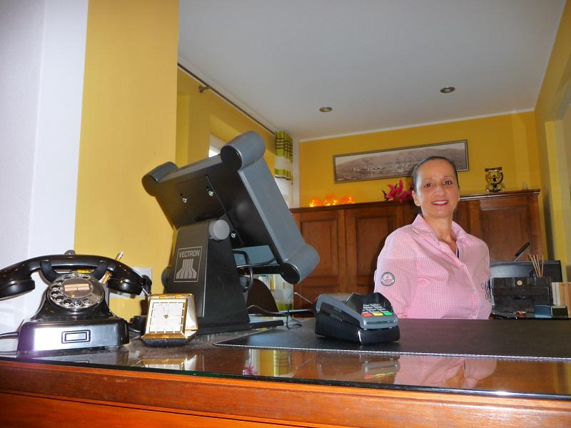 Cochem, Hotel Vintage, Rezeption