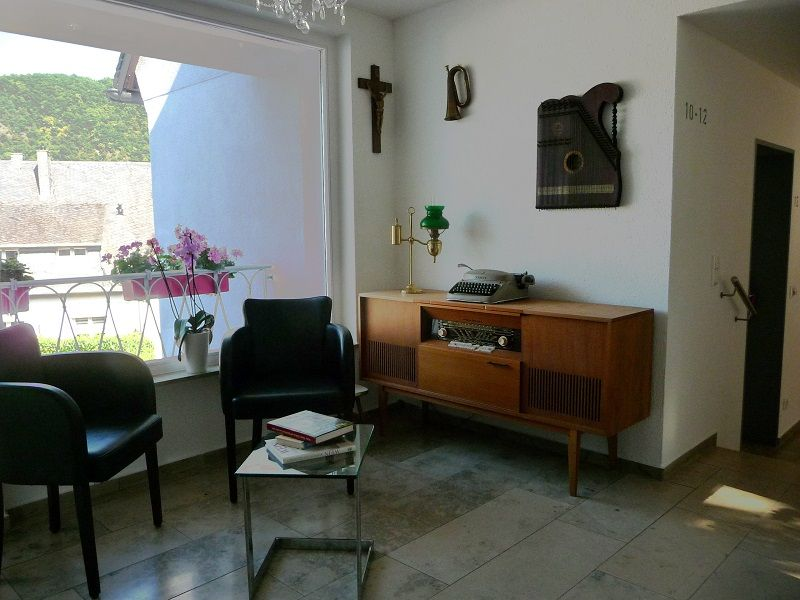 hotel vintage in cochem hier ist allein das hotel schon die reise wert. Black Bedroom Furniture Sets. Home Design Ideas
