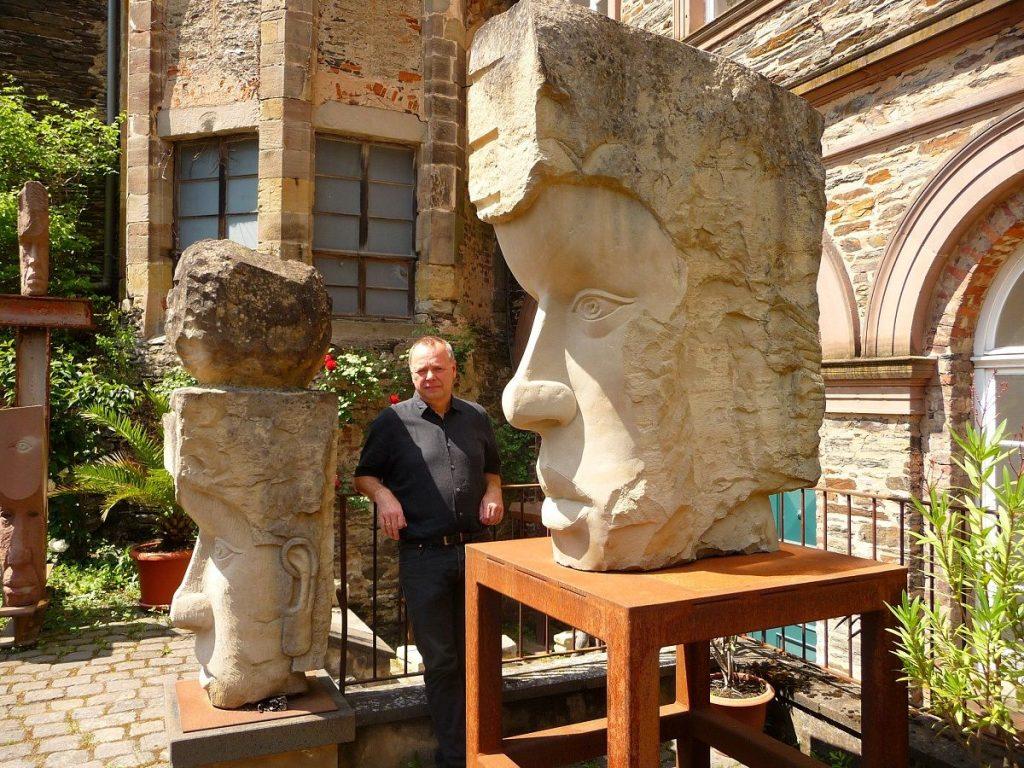 Jürgen Waxweiler, Bildhauer, Skulpturengarten