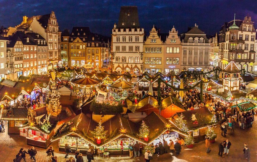 Weihnachtsmärkte Mosel, Trierer Weihnachtsmarkt
