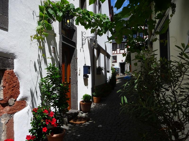 Beilstein, Mosel, Weingasse