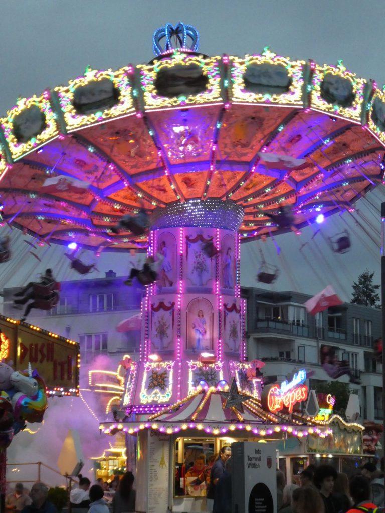 Säubrennerkirmes, Wittlich, Volksfest