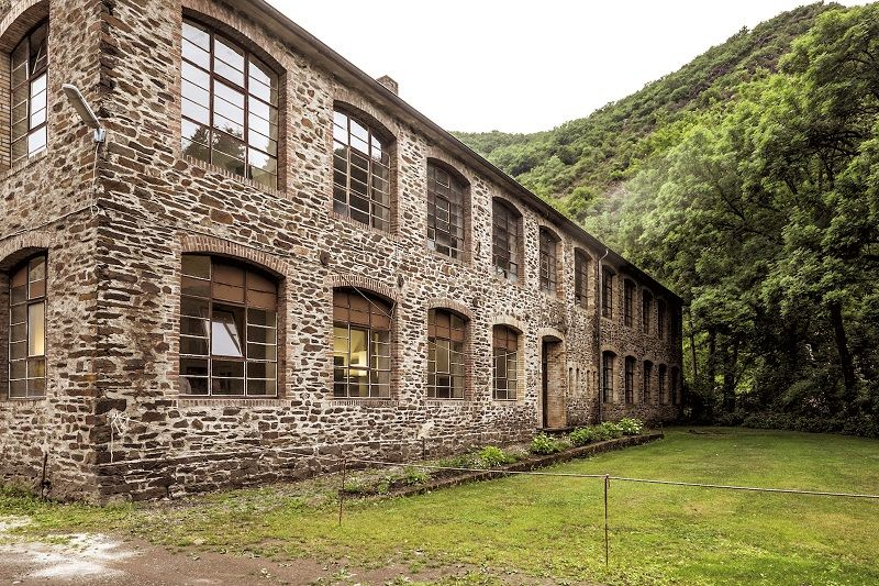Die Wollfabrik in Moselkern